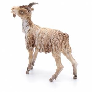 Terracotta goat 13cm Angela Tripi s2