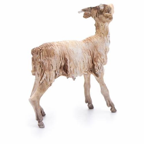 Terracotta goat 13cm Angela Tripi s3