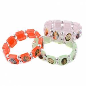 Transparent multi-image bracelet s1