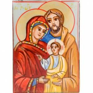 Étuis à chapelets: Étui pour chapelet  7 mm peint à la main