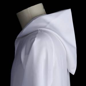 Vestidos comunión: Túnica con capucha para la Primera Comunión