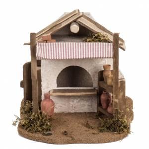 Vasaio presepe Fontanini per villaggio cm 12 s4