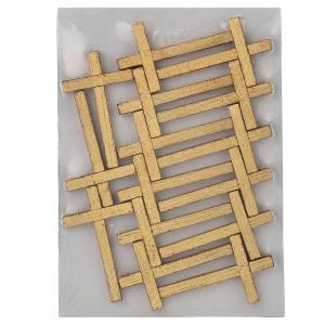 Via Crucis 15 stazioni 50x38 stampa su legno sgusciata s9