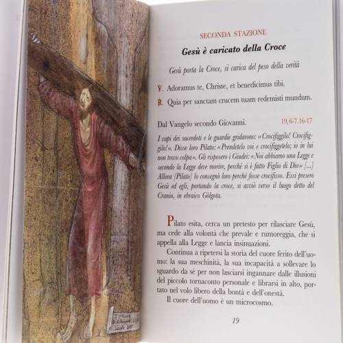 Via Crucis al Colosseo presieduta dal Santo Padre Benedetto XVI s2