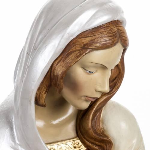 Vierge Marie crèche 180 cm résine Fontanini s2