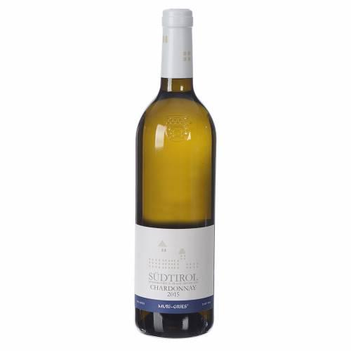 Vino Chardonny DOC 2015 Abadía Muri Gries 750 ml s1