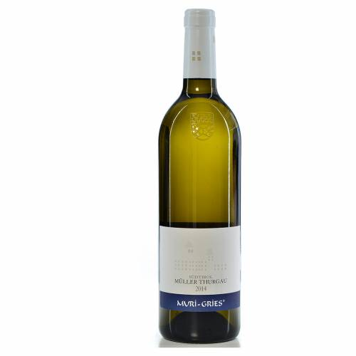 Vino Muller Thurgau DOC 2014 Abbazia Muri Gries 750 ml 1