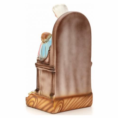 Virgen de la Providencia 30 cm yeso s4