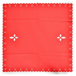 Voile de calice tissu coupé au laser s3