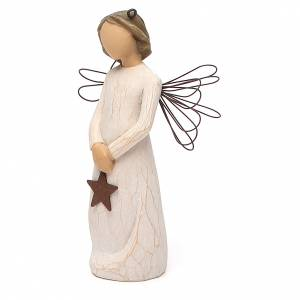 Willow Tree - Angel of Light (Ángel de la Luz) Ornament s2