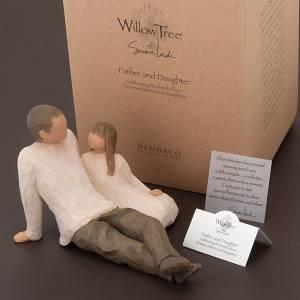 Willow Tree - Father and Daughter (padre con figlia) s2