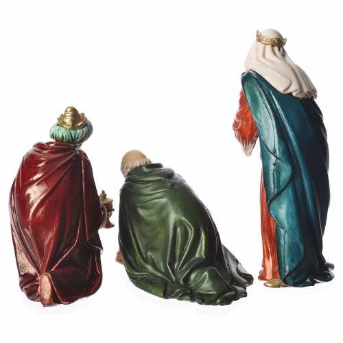 Wise men, nativity figurines, 13cm Moranduzzo s3