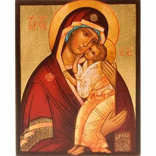 Ícono Madre de Dios Jaroslav 1