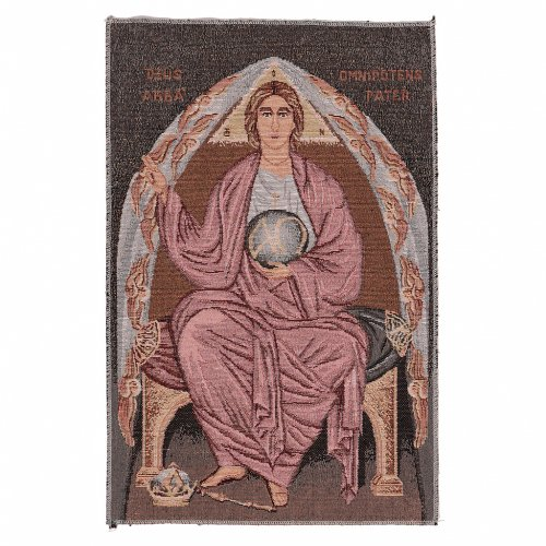 Abba Pater tapestry 40x30 cm 1