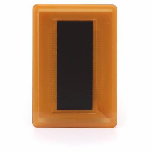 Aimant plexiglas Russie Passionnée 10x7 cm s2