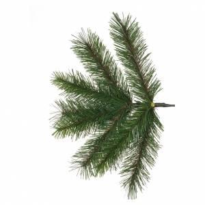 Albero di Natale 180 cm Slim verde Alexander s5