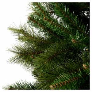 Albero di Natale 210 cm verde pvc Slim Rocky Ridge s5