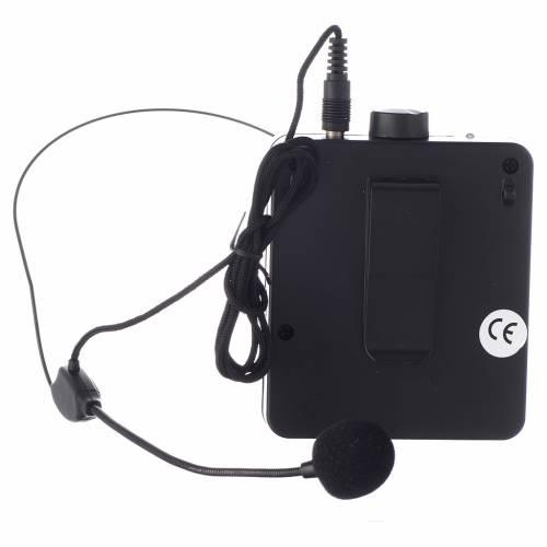Amplificateur portatif pour célébrations s2