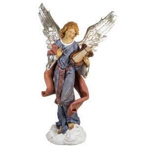 Statue per presepi: Angelo in piedi 125 cm Fontanini