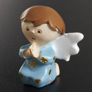 Anioły: Aniołek żywica niebieski