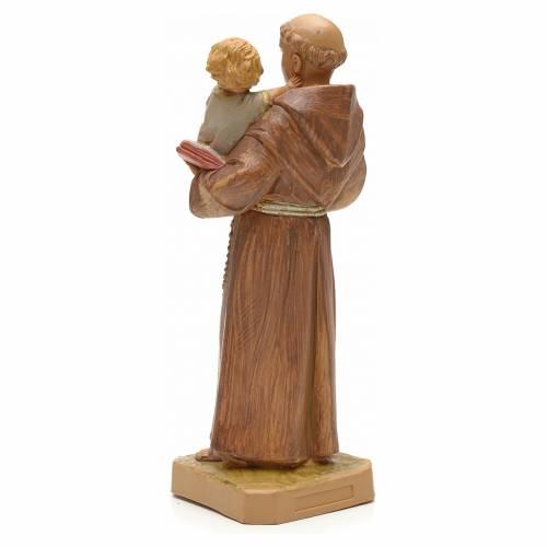 Antonius von Padua mit Kind 18cm, Fontanini s3