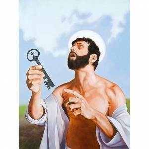 Bilder, Miniaturen, Drucke: Bild Heiliger Peter