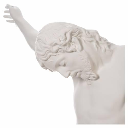 Appliqué Corps du Christ fibre de verre 90-120 cm s9