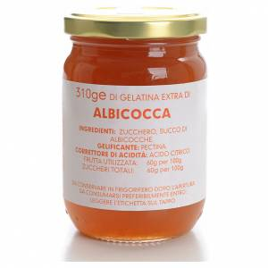 Jams and Marmalades: Apricots jelly of the Carmelites monastery 310g