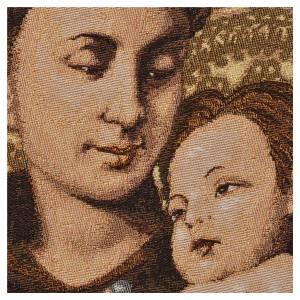 Arazzo Sant'Antonio da Padova 50x35 cm s2
