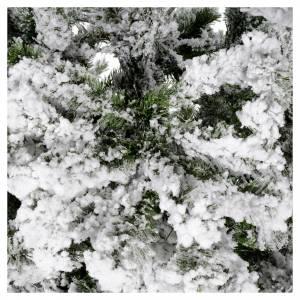 Árboles de Navidad: Arbol de Navidad nevado 180 cm Danzica