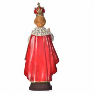 Holy Statues in resin & PVC: Baby Jesus of Prague 30cm, unbreakable material