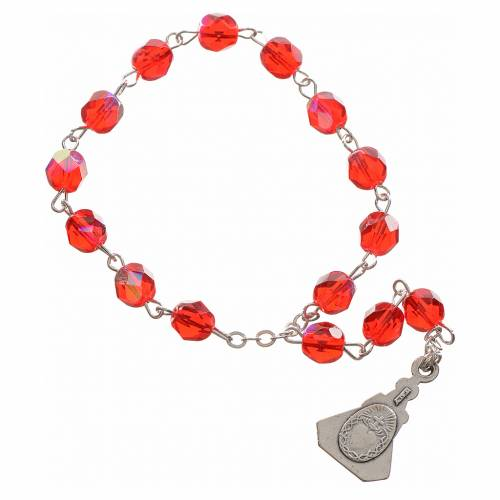 Baby Jesus of Prague rosary beads s2