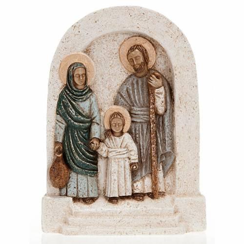 Bas-relief de la Sainte Famille s1