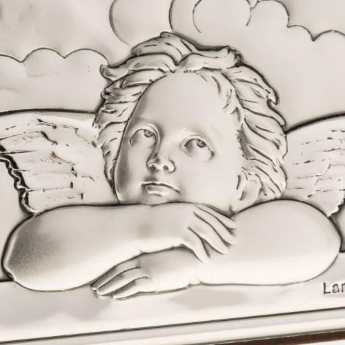 Bassorilievo bilaminato Angeli di Raffaello s4