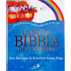 Livres pour enfants: Bible des enfants ITALIEN