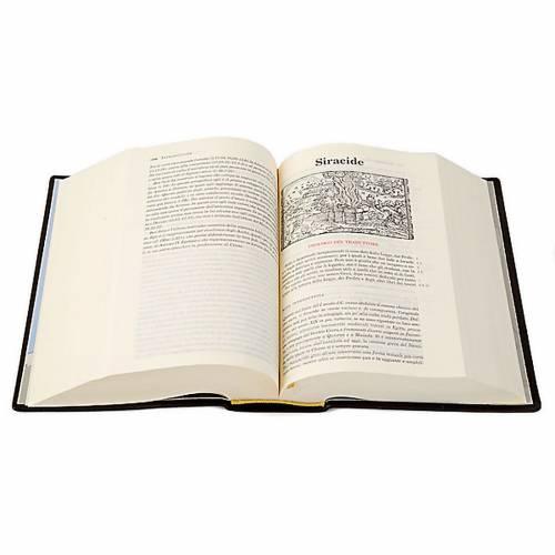 Biblia Jerusalén verdadera piel Nueva Trad. LENGUA ITALIANA s3