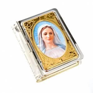 Étuis à chapelets: Boîte pour chapelets, modèle livre, épis