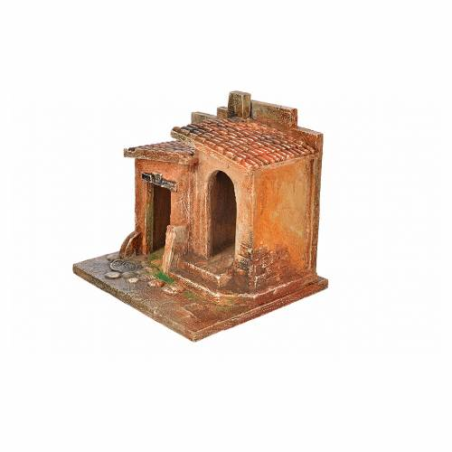 Bottega artigiana Fontanini presepe 6,5 cm s3