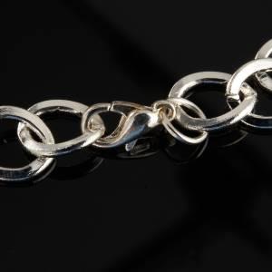 Bracelets divers: Bracelet avec croix en céramique