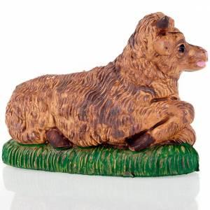 Animales para el pesebre: Buey 8 cm