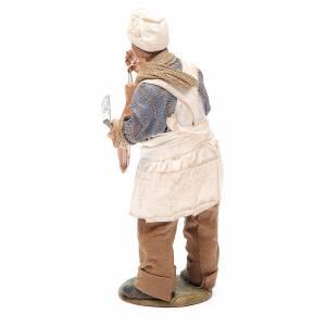 Butcher 14cm neapolitan Nativity s3