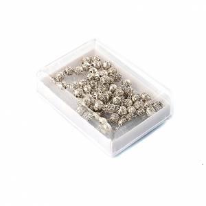 Portarosarios: Caja rosario cuentas 6-7 mm
