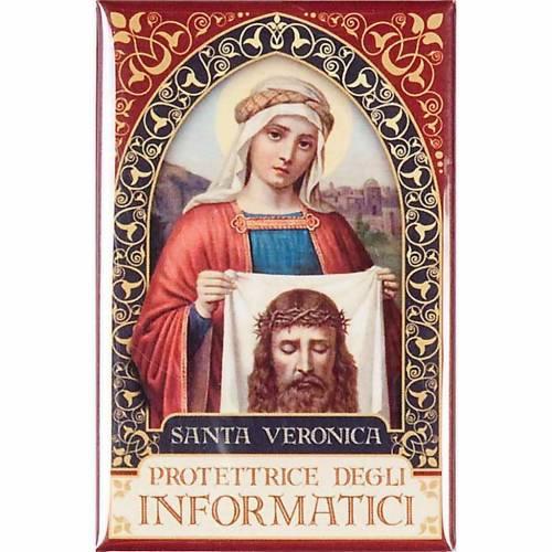 Magnete Santa Veronica oro s1