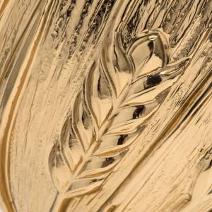 Calice ciboire patène Molina laiton épis s4