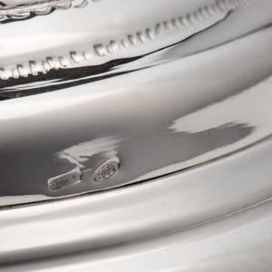 Calice e pisside argento 800 avorio mod. Delfino s5