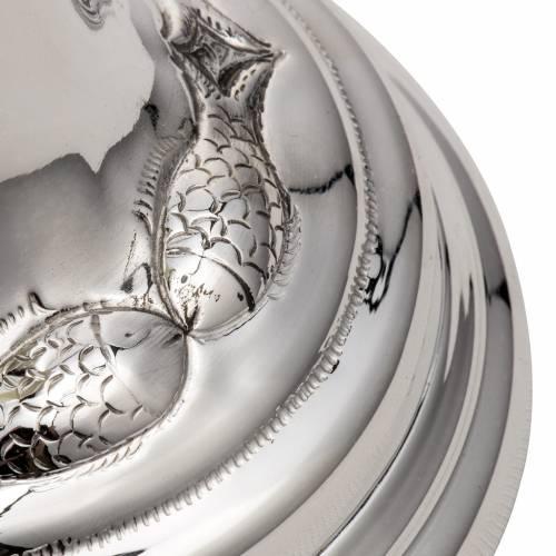 Calice e pisside argento 800 avorio mod. Delfino s3