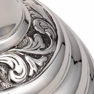 Calice e pisside argento 800 mod. Cigno s8