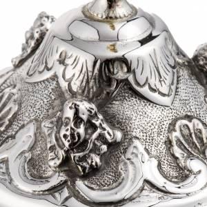 Calice et ciboire argent 800 mod. Vierge s11