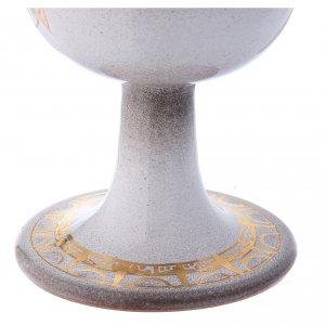 Calice perla oro ceramico s3
