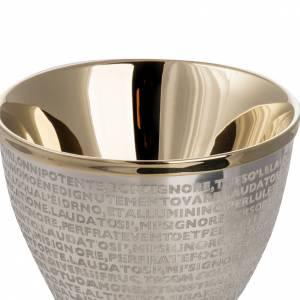 Cálices, Copones y Patenas metal: Cáliz modelo Cantico